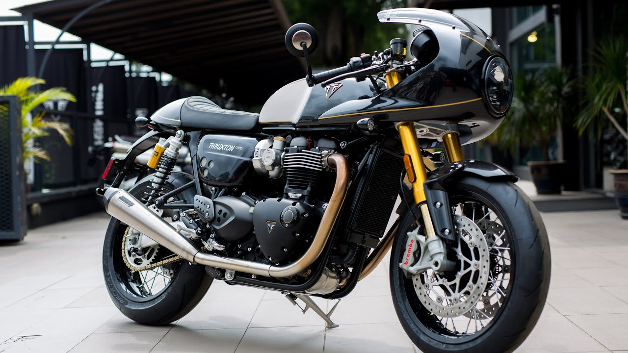 The World's Most Beautiful Bikes