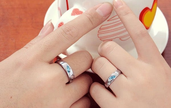 Strengthen Your Bond with His and Her Rings